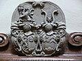 Wien Michaelerkirche Kreuzkapelle Epitaph Schaumberg Wappen.jpg