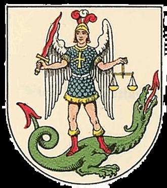 Heiligenstadt, Vienna - Image: Wien Wappen Heiligenstadt