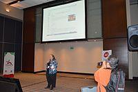 WikiLearningPresentation1Wikimania2015 06.JPG