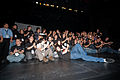 Wikimania 2009 - Closing ceremony (2).jpg