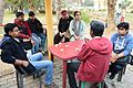 Wikipedia Academy Team - Indian Institute of Technology Campus - Kharagpur - West Midnapore 2015-01-24 5089.JPG