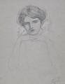 Wilfred Molson Barnes-Female Head-1912.png