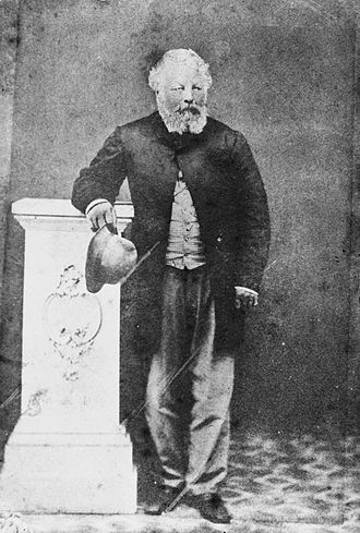 William Barnard Rhodes - William Barnard Rhodes, circa 1870s