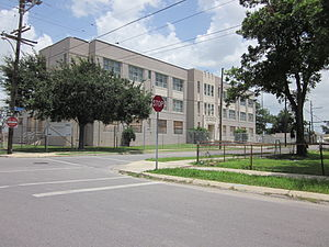 William Franz Elemetary School NOLA Pauline Galvez 2.JPG