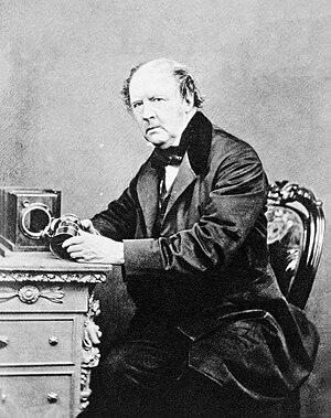 Calotype - William Henry Fox Talbot, by John Moffat, 1864