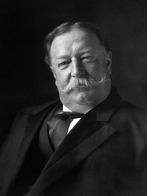 William Taft 27th President of the United States William Howard Taft, head-and-shoulders portrait, facing front.jpg