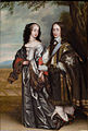William II, Prince of Orange and Mary Henrietta Stuart, by Gerard van Honthorst.jpg