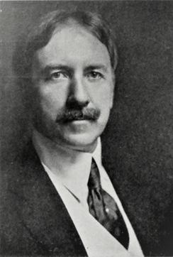 William W. Bosworth American architect