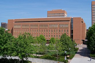 University of Minnesota Libraries - Wilson Library, largest in the system
