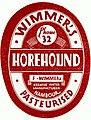 Wimmer's Horehound ale label (6819374020).jpg