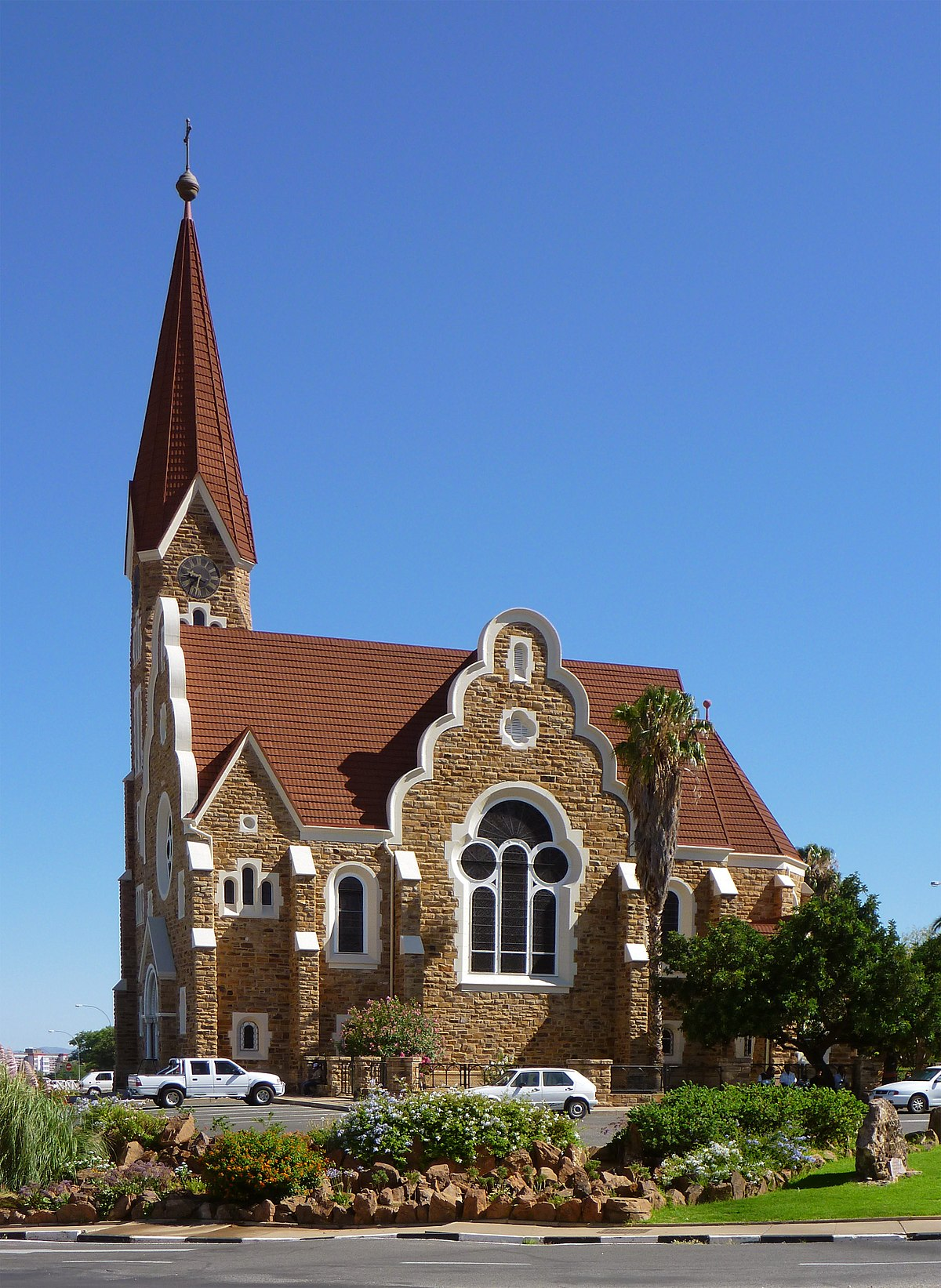 Windhoek Travel Guide At Wikivoyage