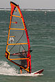 Windsurfing near Tunnel Beach (8017325639).jpg