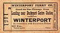 Winterport Ferry Co. ticket Bucksport Centre to Winterport 1920s.jpg