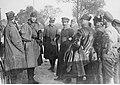 Wojna polsko-sowiecka - polska delegacja na rokowania do Mińska NAC 1-H-383.jpg