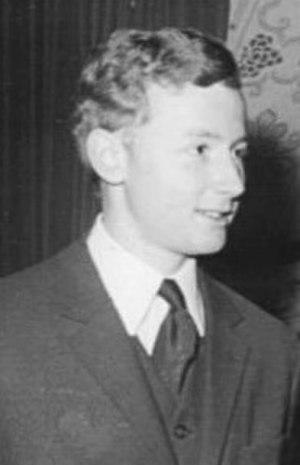 Wolfgang Schwarz - Schwarz in 1966