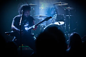 Wolves in the Throne Room - Live at De Helling, Utrecht in 2010