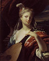 Woman playing the lute by van Dijk.jpg