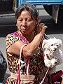 Woman with Dog - Matagalpa - Nicaragua - 01 (31709342375).jpg