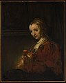 Woman with a Pink MET DP145910.jpg