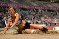 Women heptathlon LJ French Athletics Championships 2013 t144337.jpg