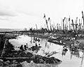 Women washing clothes in a river near Hagåtña on 12 August 1944.jpg