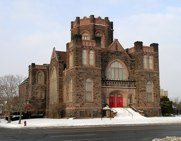 Image Result For Church Buildings For Sale In Detroit Michigan
