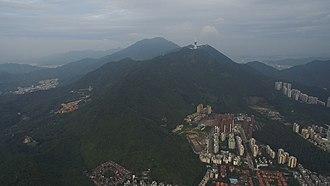 Wutong Mountain - Image: Wutong mountain