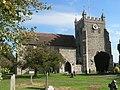 Wye, parish church of Ss. Gregory and Martin - geograph.org.uk - 558645.jpg