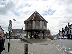 Wymondham Market Cross