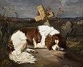 Wyttenbach Hund auf dem Grab.jpg