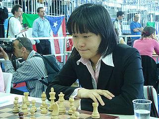 Zhao Xue Chinese chess grandmaster