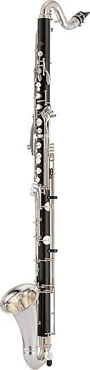 Yamaha Ycl  Ii Bass Clarinet