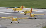 Yellow Sparrows – 2017 Sola Airshow (42563940800).jpg