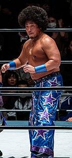 Muhammad Yone Japanese professional wrestler