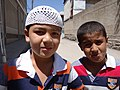 Young Boys in Old City (Jewish Quarter) - Samarkand - Uzbekistan (7488658828).jpg