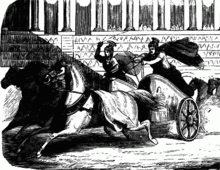 a comparison between the roman chariot races and the greek chariot races The olympic games in ancient greece information for teachers 2 after the dangers and excitement of the chariot race came the horse-racing there are differences between the ancient and the modern contests greek.