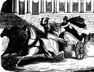 Equirria - Chariot Races.