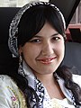 Young Uzbek Woman in Taxi-Cab - Fergana - Uzbekistan (7536130484).jpg