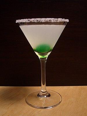 English: Yukiguni(Gilbey's vodka 40ml, Bols tr...
