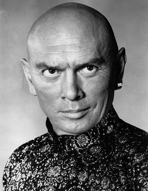 Yul Brynner Anna and the King television 1972