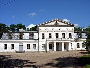 Žagarė - Žagarė Manor
