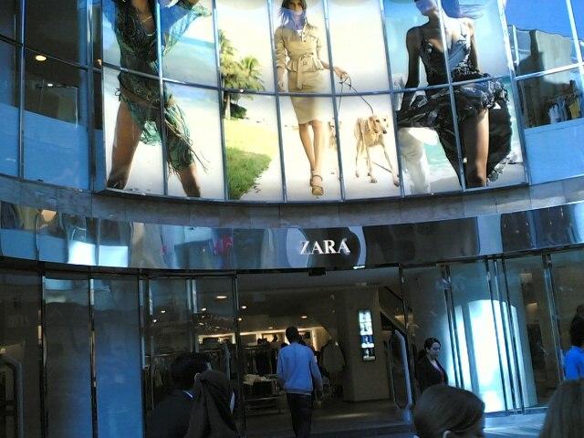 Zara Bruselas