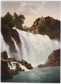 Zentralbibliothek Zürich - Jajce Wasserfall - 400017380.tif