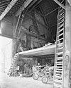 ziedewijdijk 63, interieur brandgevel noord-zijde - barendrecht - 20027950 - rce