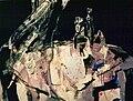 Zinnia Clavo 1987 Bodegon Negro.jpg