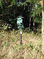 Zinnwald Guidepost K-Fluegel 2015.jpg