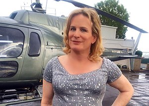 Zoey Tur - Image: Zoey Tur Inside Edition