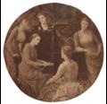 'Five daughters of Jane Stuart-Wortley' 1884.png