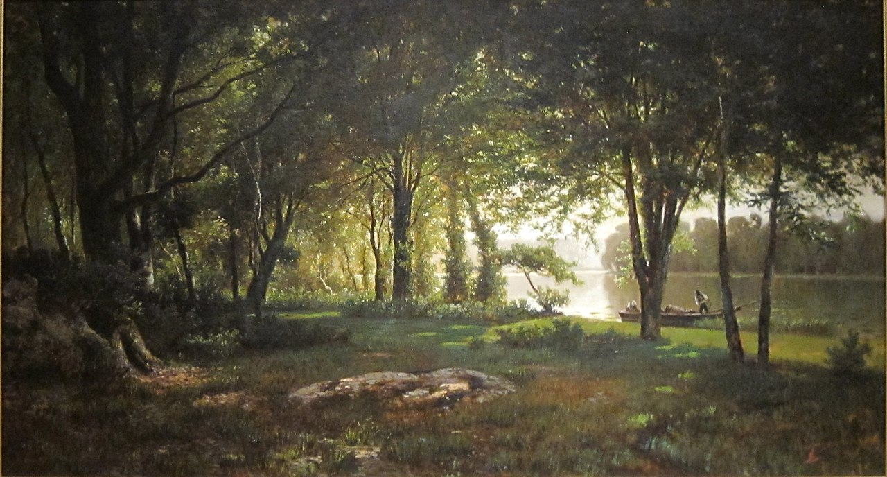 File Landscape River And Forest By Thomas Corwin