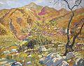'Tujunga Canyon' by Walter Elmer Schofield, LACMA.JPG